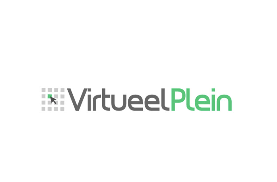 Virtueel plein logo